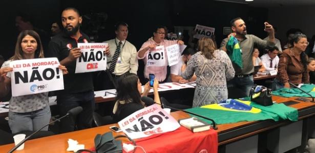 PL do 'Escola Sem Partido' volta à pauta de votação esta semana (11 a 13/12)